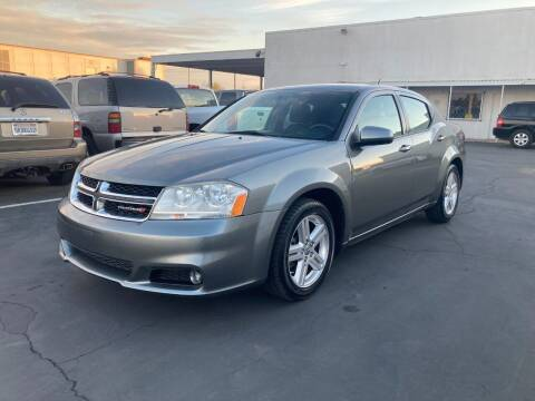 2013 Dodge Avenger for sale at PRICE TIME AUTO SALES in Sacramento CA