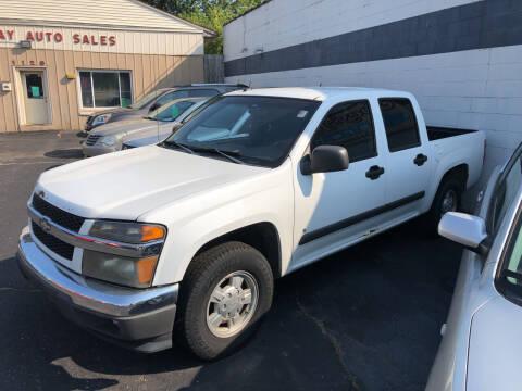 2008 Chevrolet Colorado for sale at Holiday Auto Sales in Grand Rapids MI