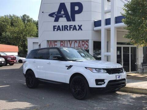 2014 Land Rover Range Rover Sport for sale at AP Fairfax in Fairfax VA