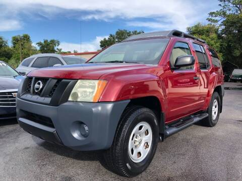 2006 Nissan Xterra for sale at Upfront Automotive Group in Debary FL