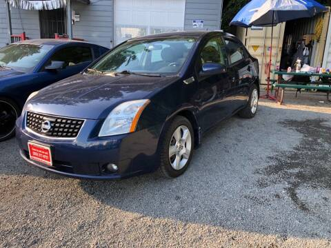 2009 Nissan Sentra for sale at C&D Auto Sales Center in Kent WA