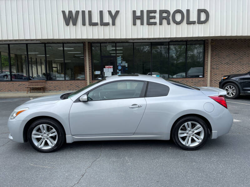 2013 Nissan Altima for sale at Willy Herold Automotive in Columbus GA