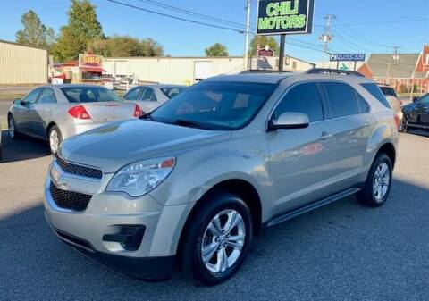 2012 Chevrolet Equinox for sale at Chili Motors in Mayfield KY