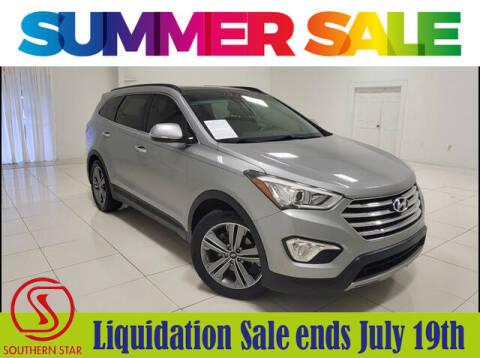 2015 Hyundai Santa Fe for sale at Southern Star Automotive, Inc. in Duluth GA