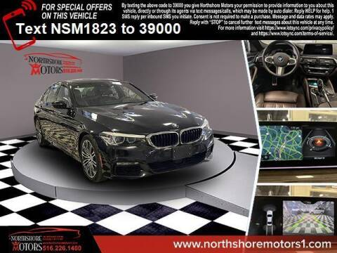 2018 BMW 5 Series for sale at Sunrise Auto Outlet in Amityville NY