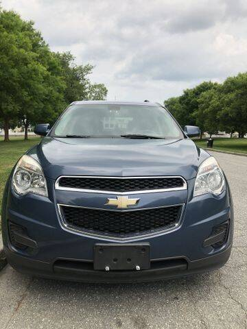 2011 Chevrolet Equinox for sale at NEW ENGLAND AUTO CENTER in Lowell MA