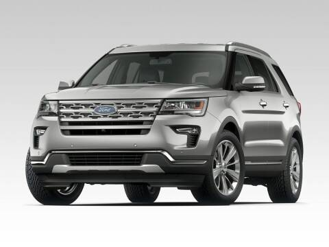 2018 Ford Explorer for sale at Mercedes-Benz of North Olmsted in North Olmstead OH