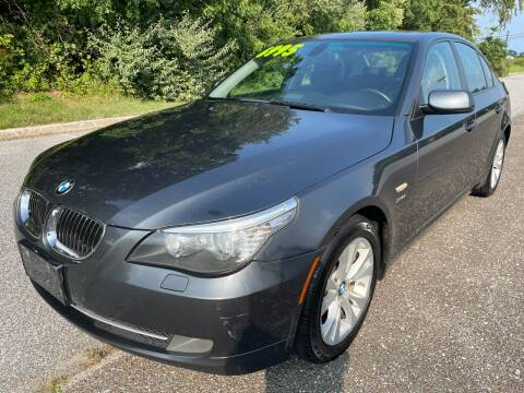 2009 BMW 5 Series for sale at Premium Auto Outlet Inc in Sewell NJ