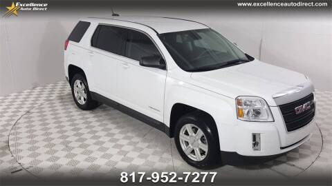 2015 GMC Terrain for sale at Excellence Auto Direct in Euless TX