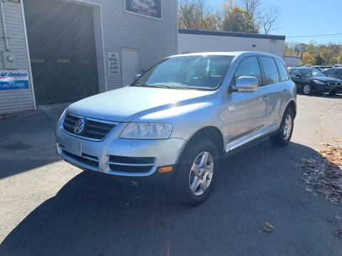 2005 Volkswagen Touareg for sale at Manchester Auto Sales in Manchester CT
