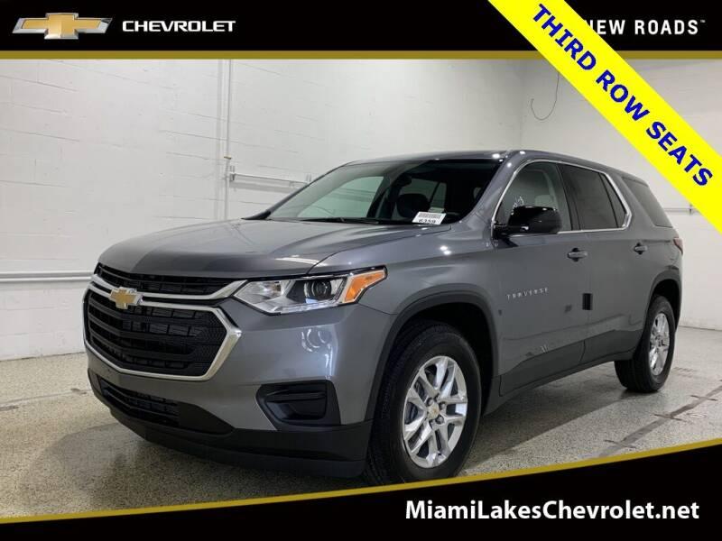 2020 Chevrolet Traverse for sale in Miami, FL