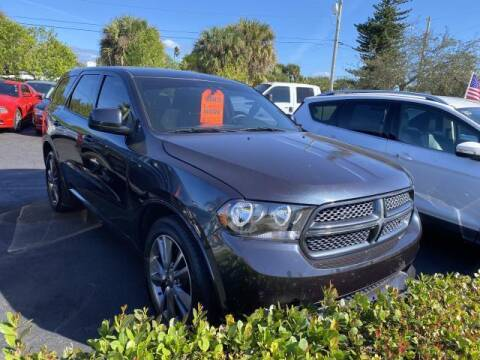2013 Dodge Durango for sale at Mike Auto Sales in West Palm Beach FL