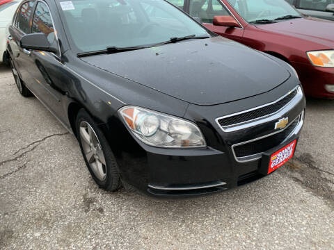 2012 Chevrolet Malibu for sale at Sonny Gerber Auto Sales 4519 Cuming St. in Omaha NE