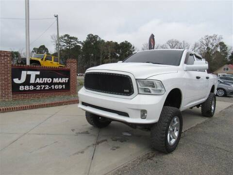 2014 RAM Ram Pickup 1500 for sale at J T Auto Group in Sanford NC