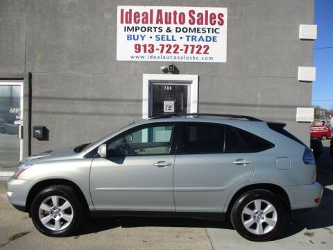 2006 Lexus RX 330 for sale at Ideal Auto in Kansas City KS