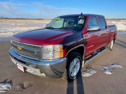 2012 Chevrolet Silverado 1500 for sale at De Anda Auto Sales in South Sioux City NE
