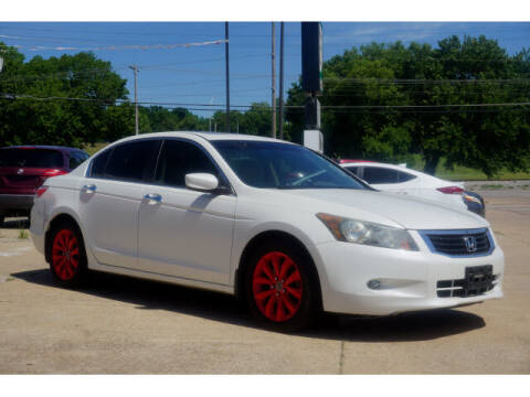 2010 Honda Accord for sale at Sand Springs Auto Source in Sand Springs OK