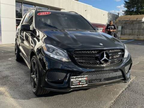 2017 Mercedes-Benz GLE for sale at South Shore Chrysler Dodge Jeep Ram in Inwood NY