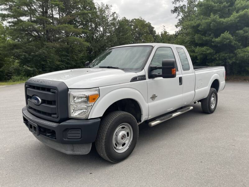 2014 Ford F-250 Super Duty for sale at Nala Equipment Corp in Upton MA