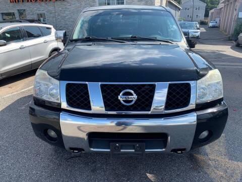 2005 Nissan Titan for sale at MFT Auction in Lodi NJ