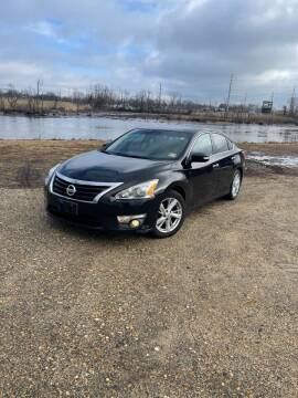 2013 Nissan Altima for sale at Ace's Auto Sales in Westville NJ