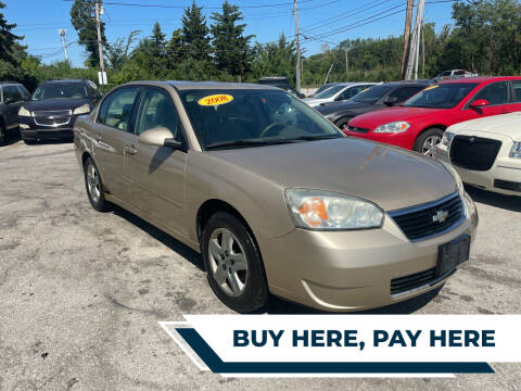 2008 Chevrolet Malibu Classic for sale at I57 Group Auto Sales in Country Club Hills IL