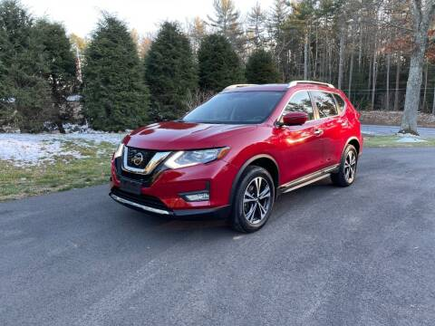 2017 Nissan Rogue for sale at DON'S AUTO SALES & SERVICE in Belchertown MA