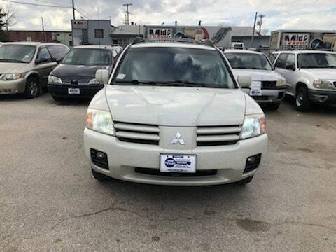 2005 Mitsubishi Endeavor for sale at New Start Motors LLC - Crawfordsville in Crawfordsville IN