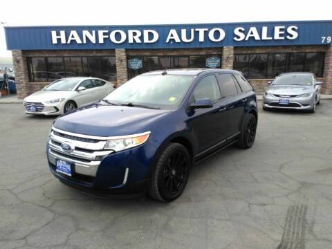 2012 Ford Edge for sale at Hanford Auto Sales in Hanford CA