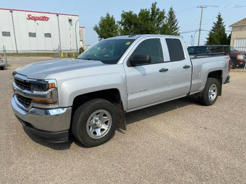 2016 Chevrolet Silverado 1500 for sale at Platinum Car Brokers in Spearfish SD