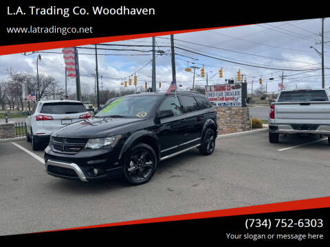 2020 Dodge Journey for sale at L.A. Trading Co. Woodhaven - L.A. Trading Co. Detroit in Detroit MI