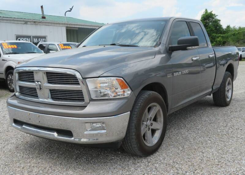 2011 RAM Ram Pickup 1500 for sale at Low Cost Cars in Circleville OH
