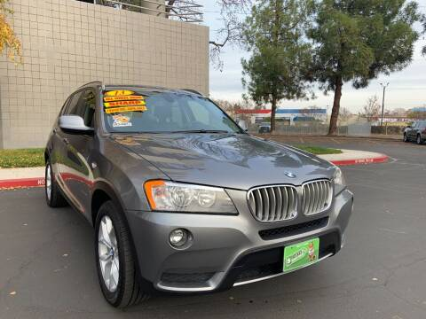 2013 BMW X3 for sale at Right Cars Auto Sales in Sacramento CA