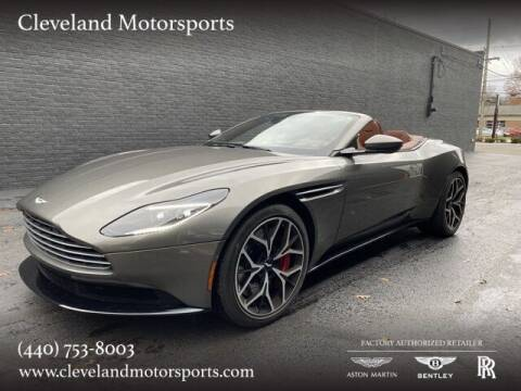 2019 Aston Martin DB11 for sale at Drive Options in North Olmsted OH