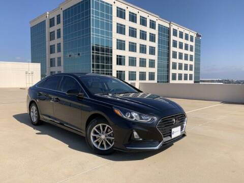 2018 Hyundai Sonata for sale at SIGNATURE Sales & Consignment in Austin TX
