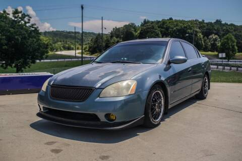 2002 Nissan Altima for sale at CarUnder10k in Dayton TN