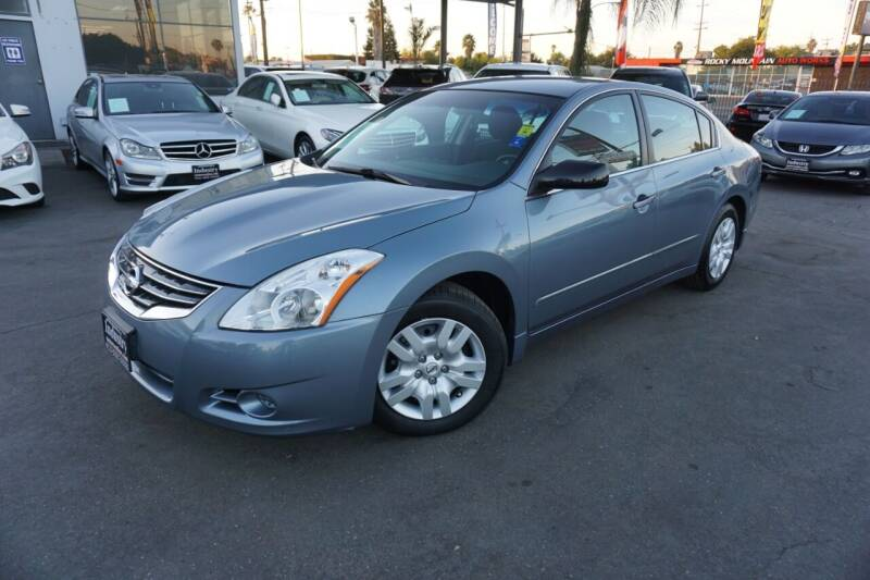 2012 Nissan Altima for sale at Industry Motors in Sacramento CA