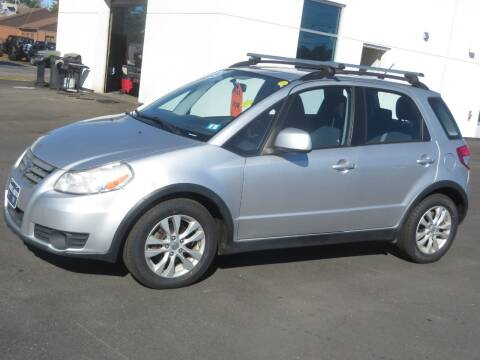 2013 Suzuki SX4 Crossover for sale at Price Auto Sales 2 in Concord NH