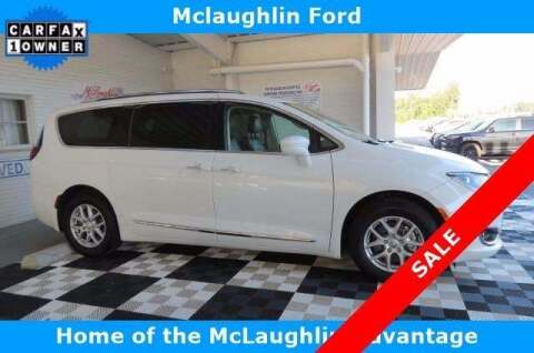 2020 Chrysler Pacifica for sale at McLaughlin Ford in Sumter SC