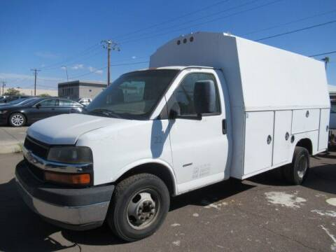 2006 Chevrolet Express Cutaway for sale at Autos by Jeff Tempe in Tempe AZ