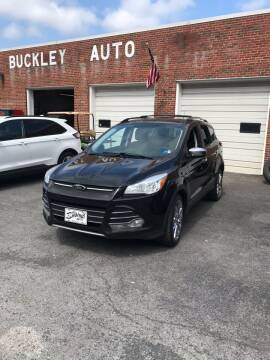 2014 Ford Escape for sale at BUCKLEY'S AUTO in Romney WV