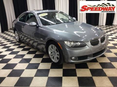 2007 BMW 3 Series for sale at SPEEDWAY AUTO MALL INC in Machesney Park IL