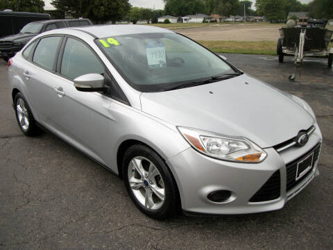 2014 Ford Focus for sale at USED CAR FACTORY in Janesville WI