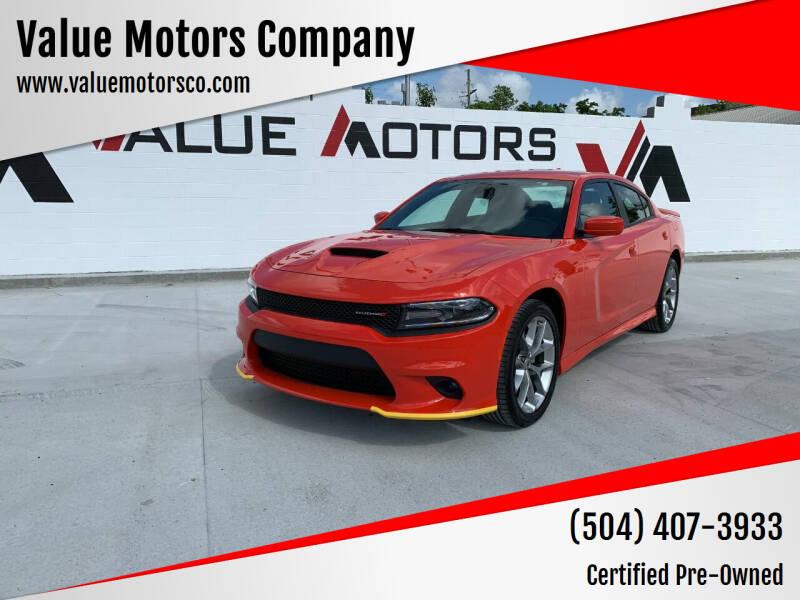 2021 Dodge Charger for sale at Value Motors Company in Marrero LA