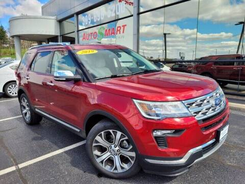 2019 Ford Explorer for sale at Auto Smart of Pekin in Pekin IL