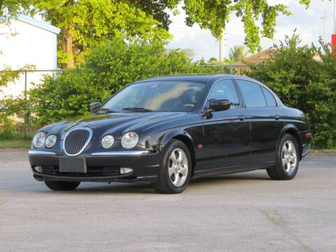 2002 Jaguar S-Type for sale at DK Auto Sales in Hollywood FL