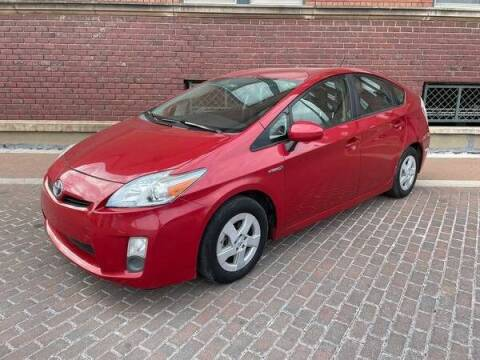 2010 Toyota Prius for sale at Euroasian Auto Inc in Wichita KS