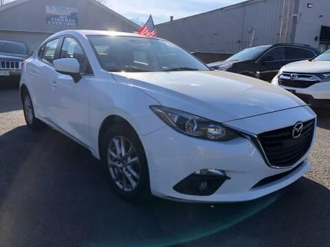 2015 Mazda MAZDA3 for sale at Top Line Import in Haverhill MA