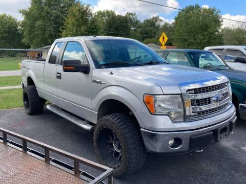 2013 Ford F-150 for sale at Cars Across America in Republic MO