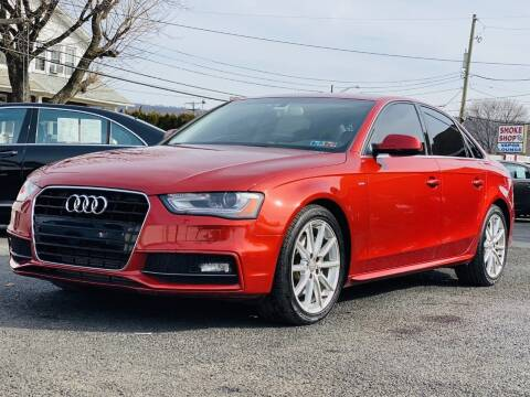 2014 Audi A4 for sale at HD Auto Sales Corp. in Reading PA